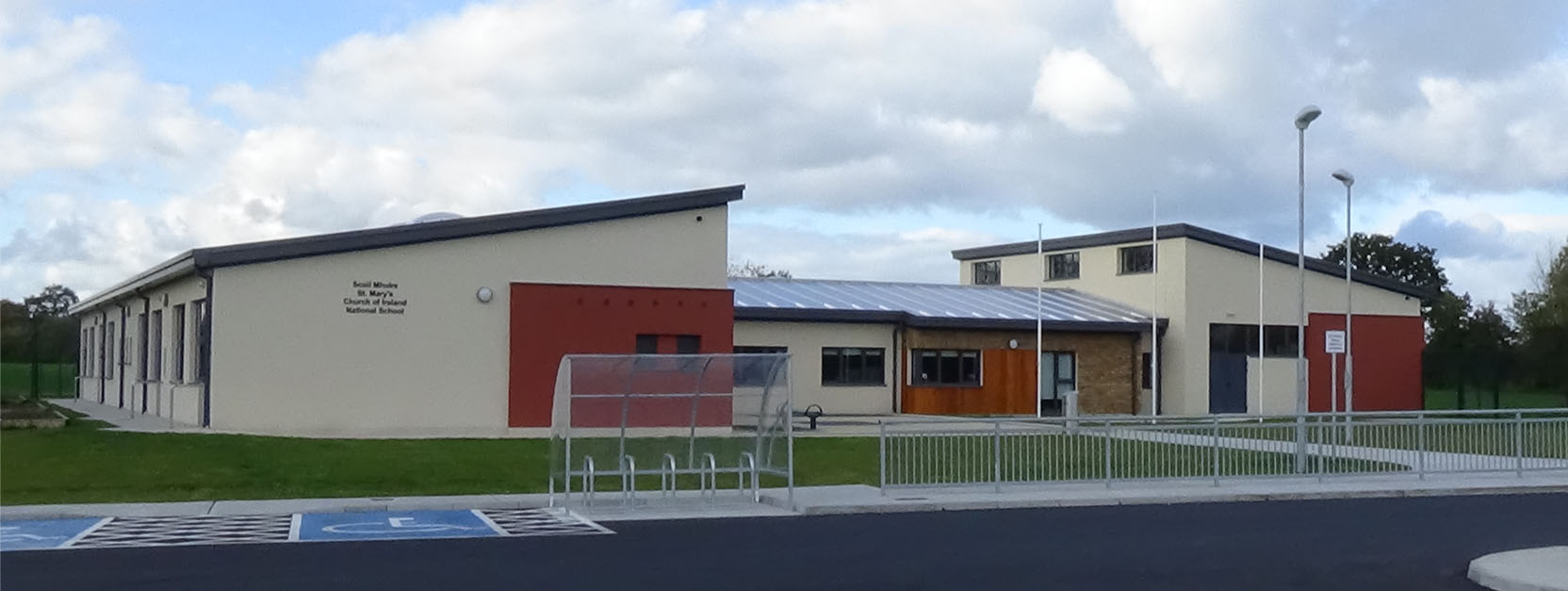 St Mary's National School, Bagenalstown
